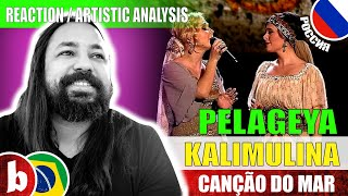 Download PELAGEYA & KALIMULINA! Canção do Mar - Reaction (SUBS) Mp3 and Videos