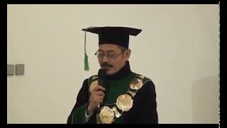 Wisuda STIE Ganesha 2017 sambutan Ketua DR Achmad Mulyana