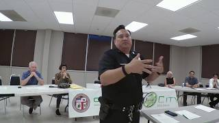 SCNC Public Safety Meeting 08 09 18