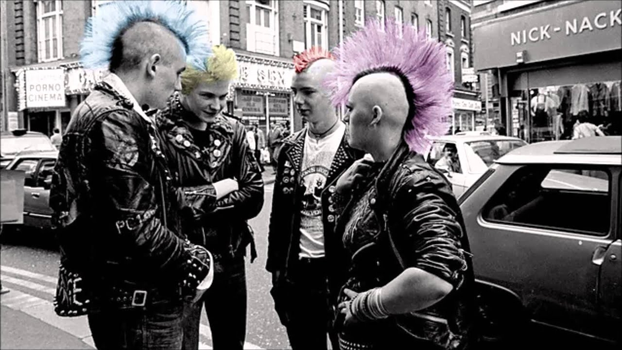 Bbc radio documentary 30 years of punk part youtube - Wallpapers punk ...