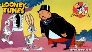 LOONEY TUNES Looney Toons BUGS BUNNY - Case of the Missing Hare 1942 Remastered HD 1080p