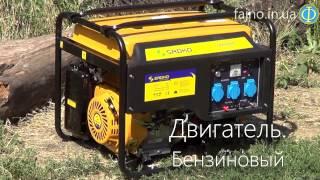 Бензиновый электрогенератор Sadko GPS-6500Е(http://fajno.in.ua/p20040724-generator-sadko-gps.html Если Вас заинтересовал этот генератор, то вы можете купить его на сайте интерн..., 2013-08-06T08:48:01.000Z)