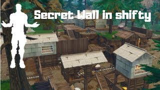 Secret Wall in fortnite (Shifty Shafts) Avengers Leaked