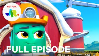 Snow Place Like Home FULL EPISODE ⛄️ Mighty Express Short Tracks | Netflix Jr