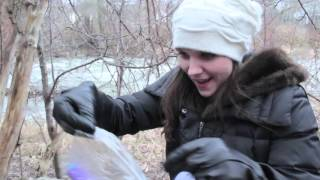 SURPRISE PROPOSAL - BEST REACTION EVER! Hidden in a Geocache :)