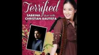 Sabrina and Christian Bautista - Terrified