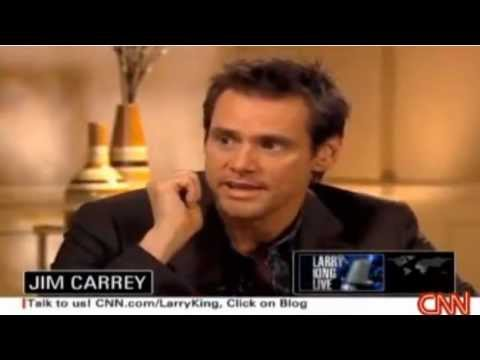 Jim Carrey Speaks About 5 Htp With Larry King Youtube
