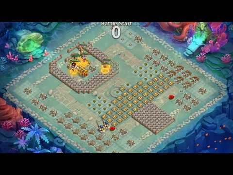 Here Be Monsters HBM AA AB AC AD | How To | Castle Clash