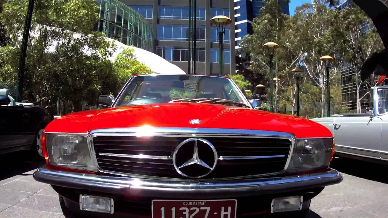 Mercedes Car Club Melbourne Victoria
