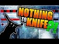 CSGO BETTING: FROM NOTHING TO A KNIFE AGAIN?!