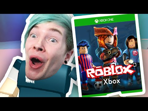 Thumbnail: ROBLOX ON XBOX!!