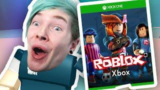 ROBLOX SU XBOX!!