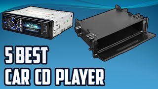 5 Best Car CD Player