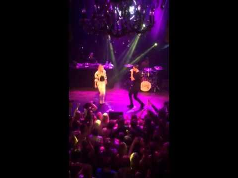 Let's Get Lost Devon Baldwin and G-Eazy LIVE