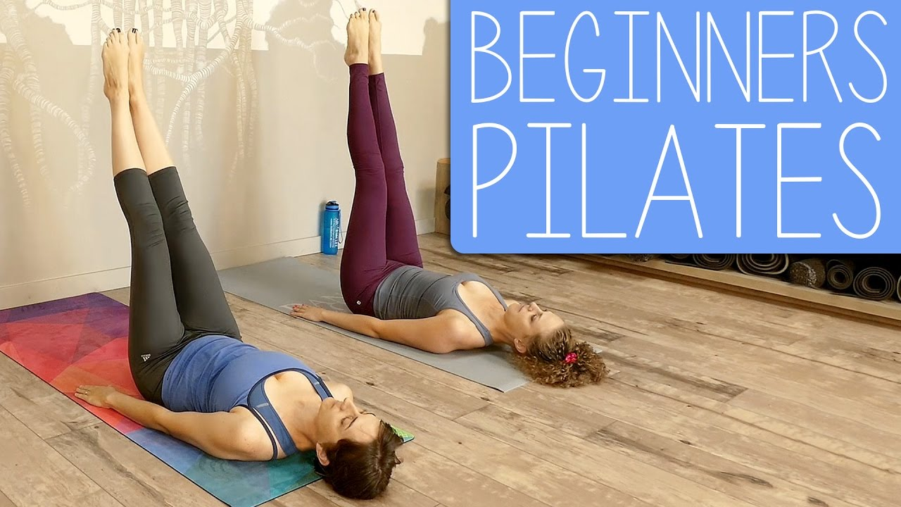 Pilates Workout For Beginners Total Body Legs Amp Abs
