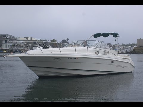 Rinker 280 Fiesta Vee Express Complete Tour by South Mountain Yachts