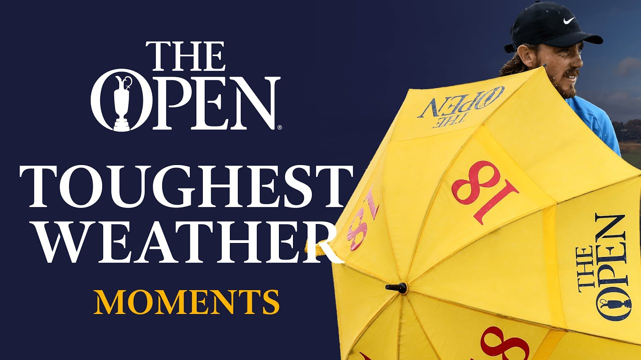 Toughest Weather | The Open Moments