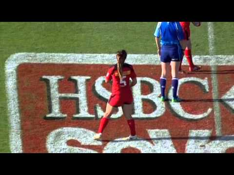 Emirates Airline Dubai Rugby Sevens - Women Series - Part 4