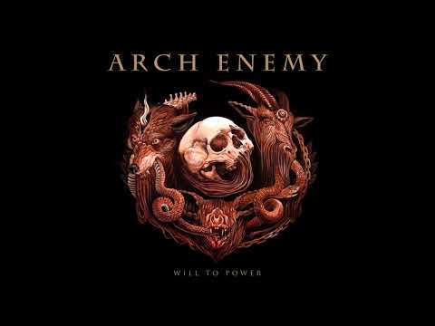 Arch Enemy - First Day In Hell [HQ Stream New Song 2017]