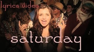 Rebecca Black - Saturday (LYRICS+DOWNLOAD)