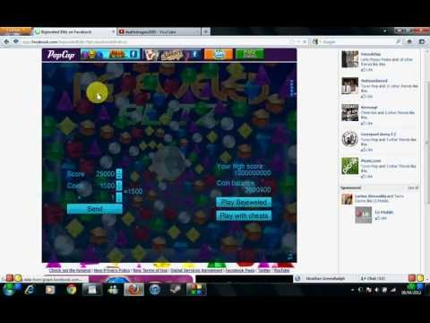 Bejewled blitz Facebook game hack install tutorial Working checked on 30/8/12 30th of august 2012