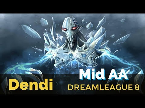 Dendi Ancient Apparition Mid (NAVI IS BACK)