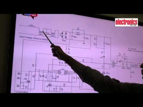 designing led drivers part 5 18w tubelight schematic demo