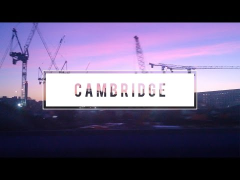 #1. Travel Vlog - Cambridge - London