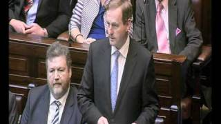 Enda Kenny Becomes Taoiseach of Ireland