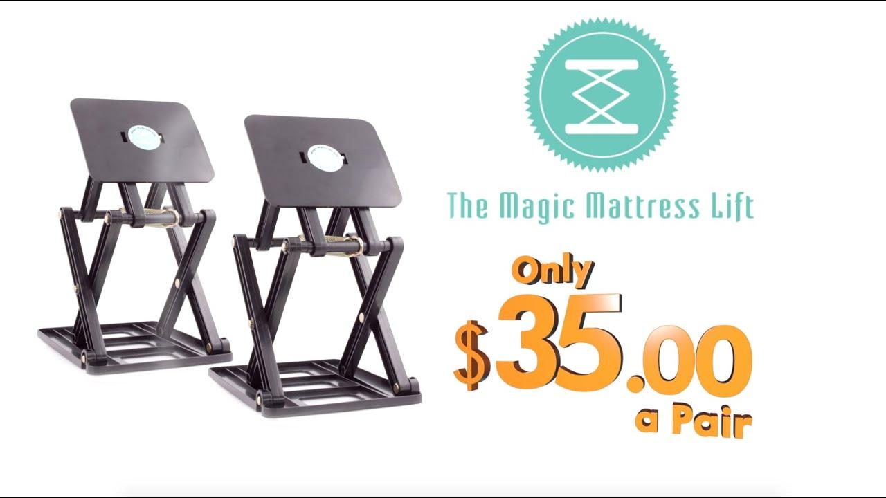 Magic Mattress Lift