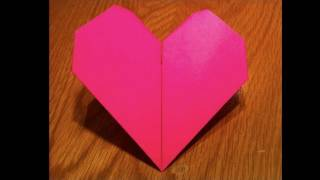 Origami :: Beating Heart (Valentine