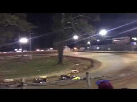 Shellhammers Speedway. Matt Williamson Win