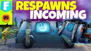 Fortnite News | Epic Announce Respawn Van for Patch 8.3, Another Twist for World Cup