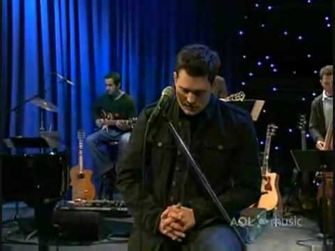 Michael Buble - Always on my mind (live AOL music sessions)