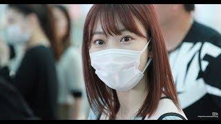 30일 인천 중구 공항로 인천국제공항 제2여객터미널로 입국하는 HKT48 ...
