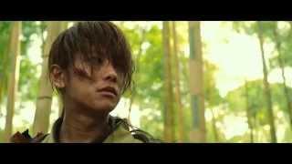 (Озвучка) трейлер / trailer - Бродяга Кэнсин: Последняя легенда 2015