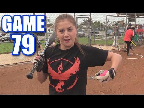 TEAM VALOR! | On-Season Softball Series | Game 79