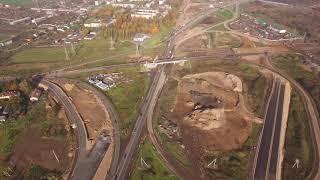 Реконструкция Федеральной трассы Р-23 от развязки с А-120 до путепровода через Варшавскую ж/д