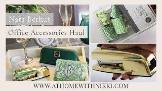 Nate Berkus Office Accessories Haul