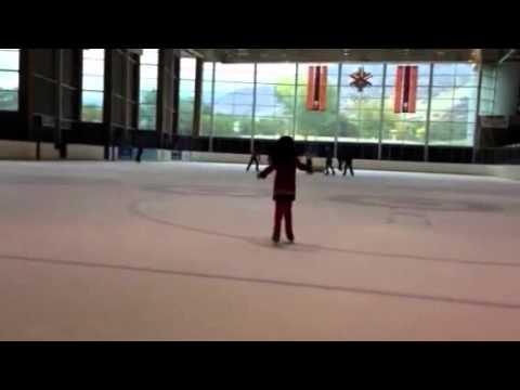 Ice skating  by Magisto