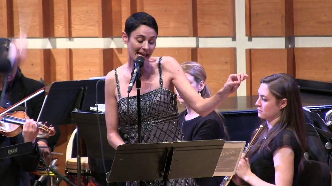 """Stir"" from RADIOACTIVE - Beth Malone 
