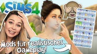 Ich bin schockiert! 🙊 - Sims können RAUCHEN, zum Frauenarzt gehen etc. - Gameplay Mods #2