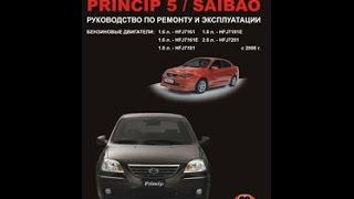 Руководство по ремонту Hafei Princip / Saibao