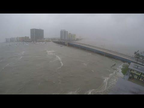Time-Lapse Captures Irma's Fury on Miami Beach