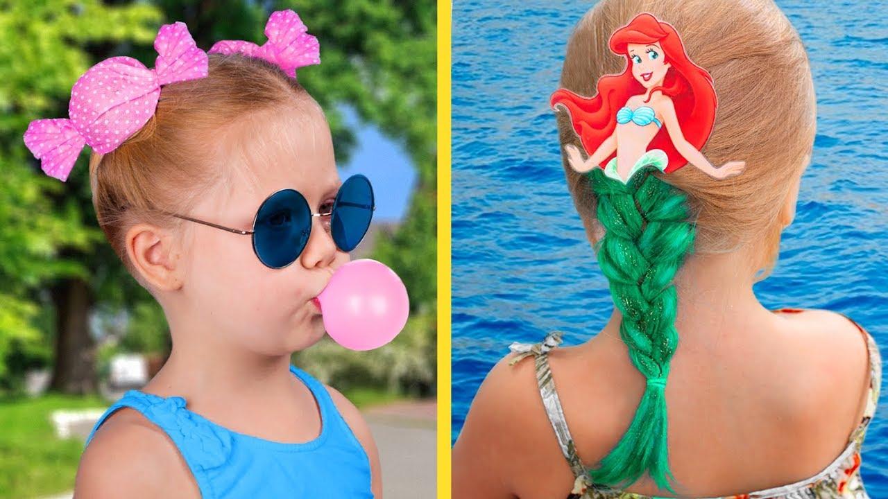 13 Ideas De Peinados Lindos Para Niñas