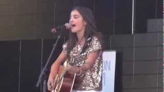 Heart Attack By Demi Lovato Acoustic Cover By Yasmeen Najmeddine