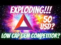 Basic Attention Token Exploding!!! Major News - What's Next??? Low Cap Gem Ready To Take Over BAT???
