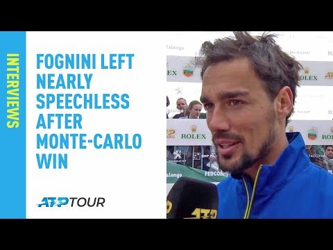 Fognini's career highlights