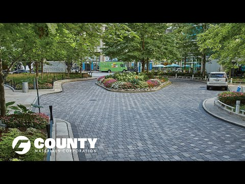 Advantages of H2O Pro Pavers - 345 East Ohio Street Project Feature