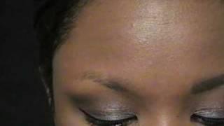 Eyebrow Stencil: Tutorial